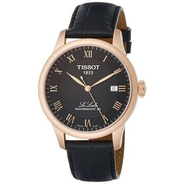 Tissot T-Classic Automatic Black Dial Mens Watch T0064073605300