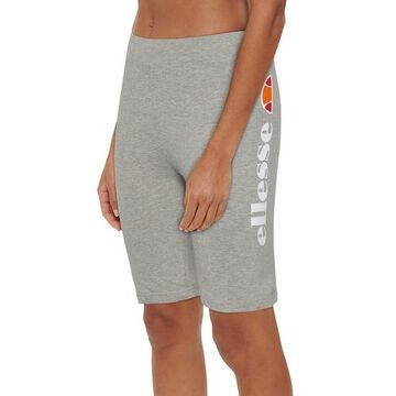 Ellesse SMU Bike Shorts - Dark Grey / White