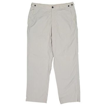 Stone Island \N Beige Cotton Trousers