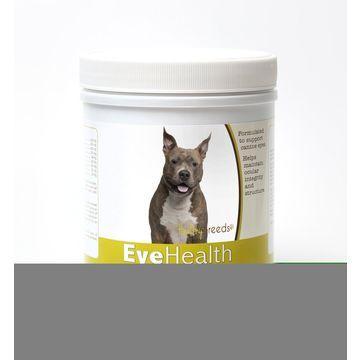 Healthy Breeds 840235144977 American Staffordshire Terrier Eye Health Soft Chews - 75 Count