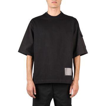OAMC Colonel Black Cotton T-shirt
