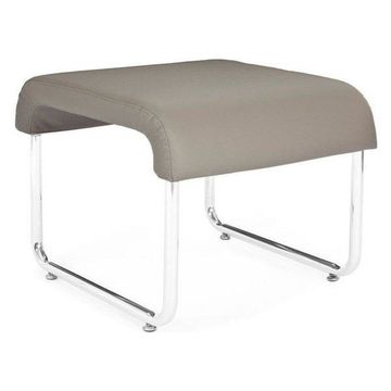 OFM Uno Backless Seat, Taupe