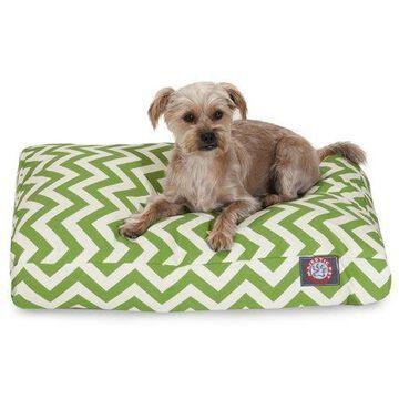 Majestic Pet Chevron Rectangle Dog Bed