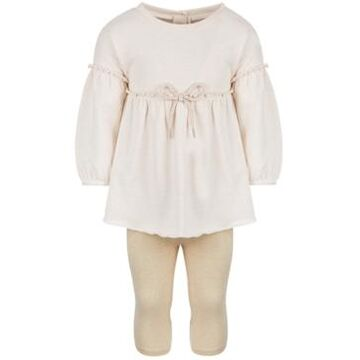 First Impressions Baby Girls 2-Pc. Sparkle Tunic & Leggings Set, Created for Macy's
