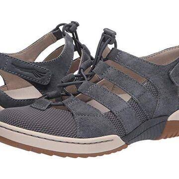 Dansko Riona (Slate Suede) Women's Shoes