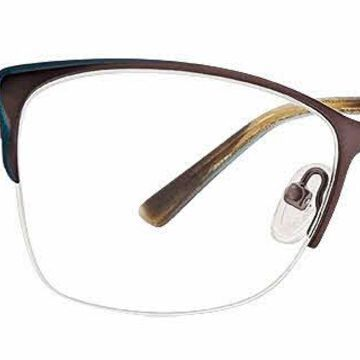 XOXO Tybee Eyeglasses in Brown