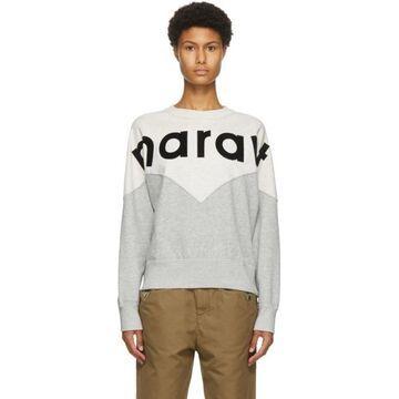 Isabel Marant Etoile Grey Houston Sweatshirt