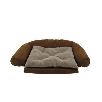 Carolina Pet Company Ortho Sleeper Comfort Couch, Removable Cushion