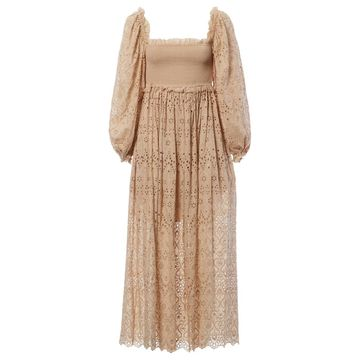Zimmermann Beige Cotton Dresses