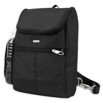 Travelon Antitheft Classic Convertible Backpack In Black