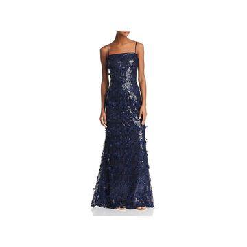Eliza J Womens Formal Dress Sequined Applique