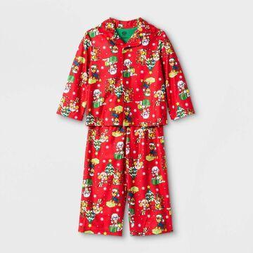 Toddler Boys' PAW Patrol Coat Pajama Set -