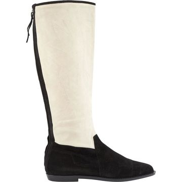 Narciso Rodriguez Ecru Suede Boots