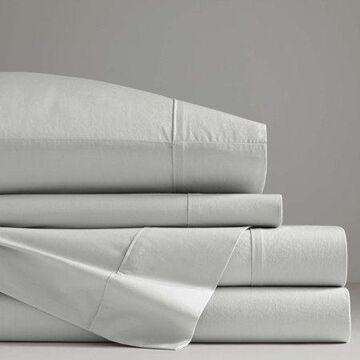 Jonathan Adler Otto Grey Sheet Set, Queen