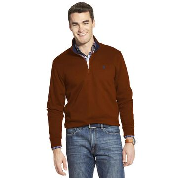 Men's IZOD Advantage Performance Fleece Quarter-Zip Pullover