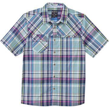 KAVU Boardwalk Short-Sleeve Shirt - Men's