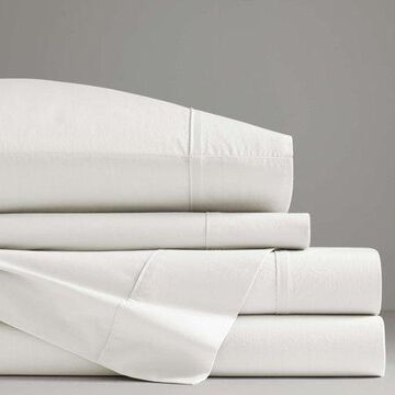 Jonathan Adler Otto White Sheet Set, King