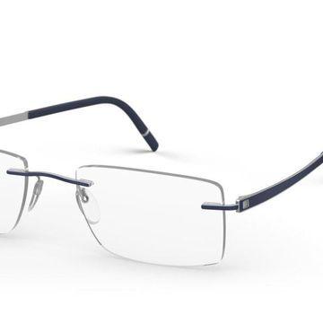 Silhouette Momentum 5529 FG 4510 52 New Unisex Eyeglasses