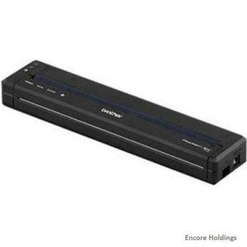 Brother PocketJet PJ763 Direct Thermal Printer - Monochrome - Portable - Plain