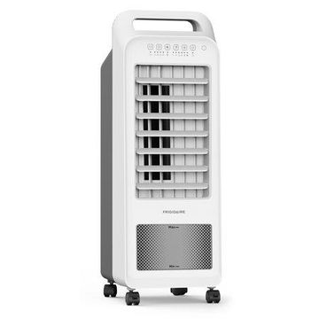 Frigidaire Personal Evaporative Air Cooler & Fan w/ Removable Water Tank, 3 Fan Settings, EC100WF