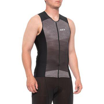 Louis Garneau Pro Carbon Triathlon Jersey - UPF 50, Full Zip, Sleeveless (For Men)