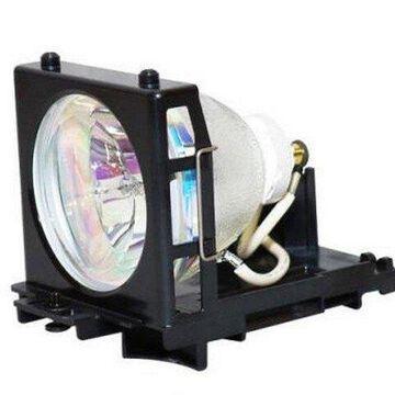 Hitachi DT00665 Projector Housing with Genuine Original OEM Bulb