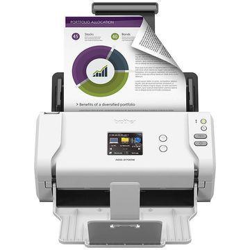 Brother Wireless Color Duplex Desktop Document Scanner, ADS-2700W