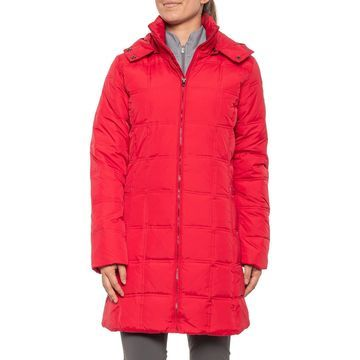 Schott 3/4 Down Jacket - Insulated (For Women)