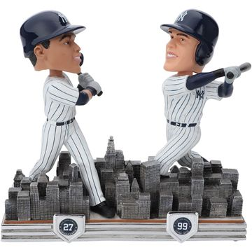 Giancarlo Stanton/Aaron Judge New York Yankees Swinging Bobblehead Set