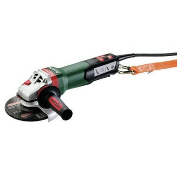 Metabo 600445420 WPB 12-150 Quick DS Angle Grinder New
