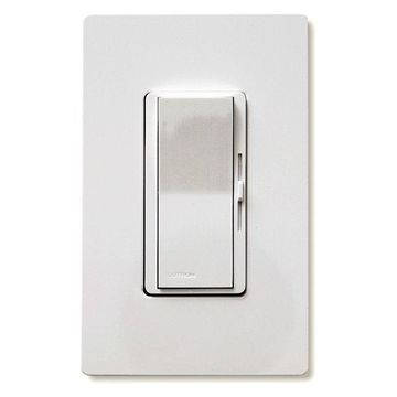 Lutron White Diva Duo Dimmers