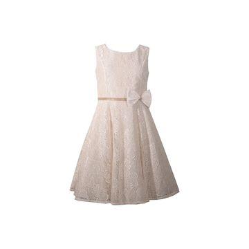Bonnie Jean Girls Sleeveless Party Dress - Big Kid