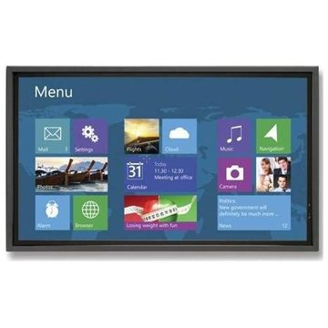 NEC Display Infrared Multi-Touch Overlay Accessory for the V801 Large-screen Display - Infrared (IrDA) Technology - LCD