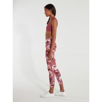 Onzie High Rise Basic Midi Legging - Gardenia (Pink) - XL - Also in: S/M