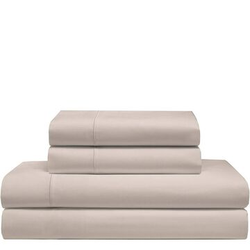 525 Thread Count Solid Cooling Cotton Sheet Set - Elite Home Products