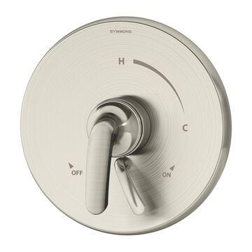 Symmons Satin Nickel Lever Shower Handle | S-5500-STN-TRM