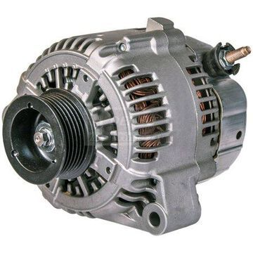 Denso Remanufactured DENSO First Time Fit Alternator 210-0173