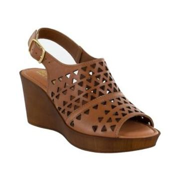 Bella Vita Deb-Italy Women's Wedge Sandals Women's Shoes