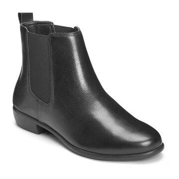 Aerosoles Step Dance Women's Ankle Boots, Size: 6.5, Black