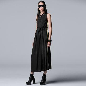 Women's Simply Vera Vera Wang Pleated Dress
