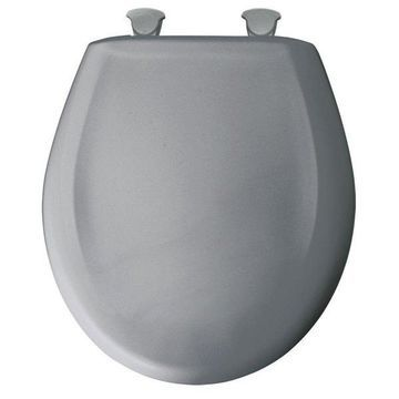 Bemis, Toilet Seat, Country Gray, 3