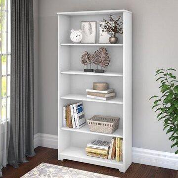 Bush Furniture Cabot 5 Shelf Bookcase