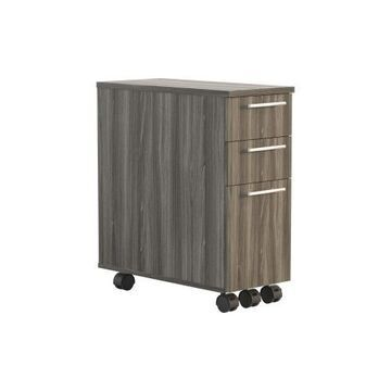Safco Medina Box/Box/File Skinny Pedestal