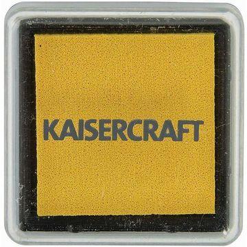 Kaisercraft Mini Ink Pad Saffron