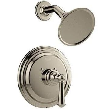 Jacuzzi MX798 Barrea Shower Trim Package with Single Function Shower