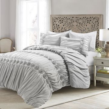 Lush Decor Darla Comforter Set