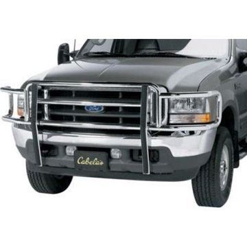 Go Industries 77732 Chrome Grille Guard