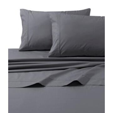Tribeca Living 300 Thread Count Cotton Percale Extra Deep Pocket King Sheet Set Bedding