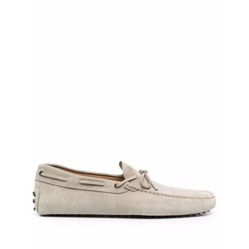 Tod's Flat shoes Grey