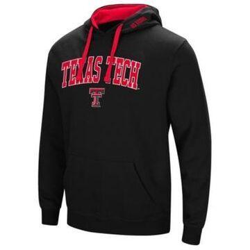 Colosseum Men's Texas Tech Red Raiders Arch Logo Hoodie